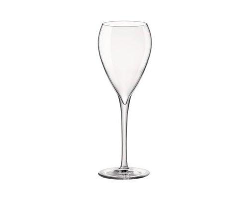 BORMIOLI ROCCO  Champagne flute 21 cl Tre Sensi