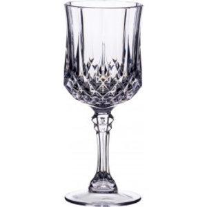 M & T  Wijnglas op voet 20 cl kunststof Windsor