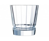 Cristal d'Arques  Old fashioned tumbler 32 cl Macassar