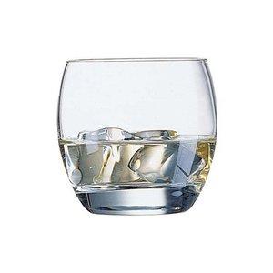 ARCOROC  Goblet 32 cl Salto clear glass