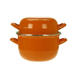 Cosy & Trendy for professionals Mussel pot orange 1.2kg