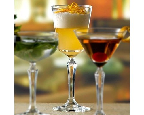 LIBBEY  Champagne & cocktail coupe 24,5 cl  SPKSY