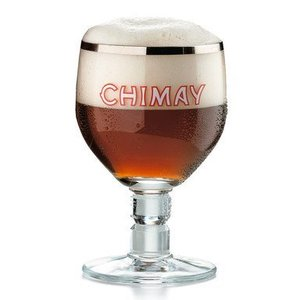 M & T  Chimay glass 33 cl