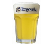 M & T  Hoegaarden glass 25 cl