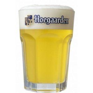 M & T  Hoegaarden glas 25 cl