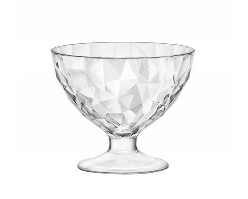 BORMIOLI ROCCO  Ijscoupe 22 cl Diamond transparant