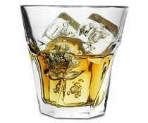 Libbey Old fashioned whisky & frisdrank glas 35,5 cl Gibraltar TWIST