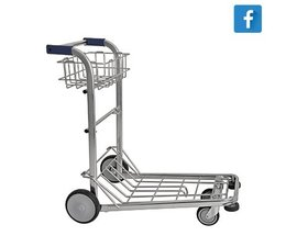 M & T  Luggage handtruck