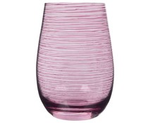 STÖLZLE  High ball glass  47 cl purple Twister