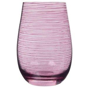 STÖLZLE  Water & longdrink glas 47 cl Lilas Twister