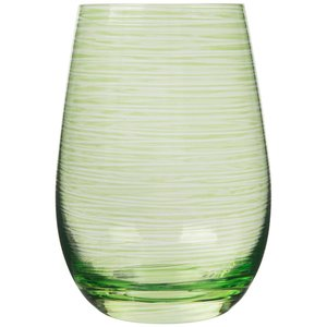 STÖLZLE  High ball glass  47 cl green Twister