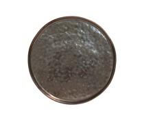 M & T  Plat bord  21 cm Lagoa Metal Black