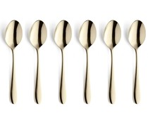 AMEFA  Table spoon PVD coating Champagne