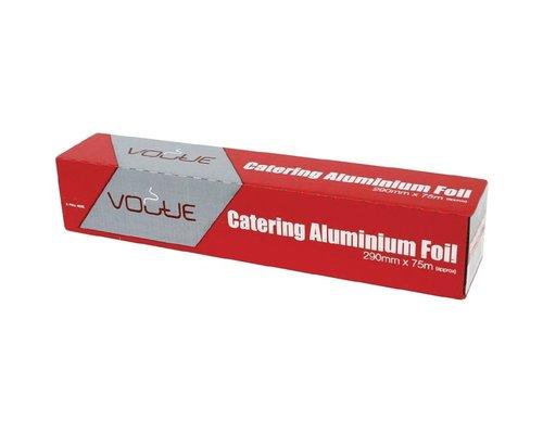 VOGUE  Alumiumfolie in robuuste dispenser voorzien van scheurrand