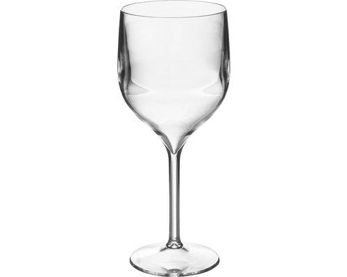 M & T  Verre à vin & gin 58 cl sur pied en polycarbonate