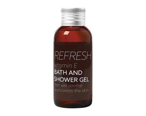 M & T  Gel bain & douche 30 ml Heath & Spa