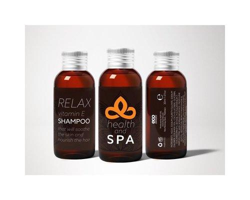 M & T  Shampooing  30 ml Heath & Spa