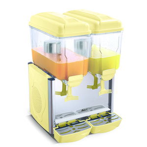 M&T Juice dispenser 2 x 12 liter