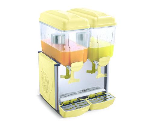 M&T Juice dispenser 2 x 12 liter