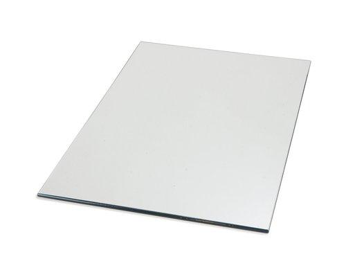 CARLISLE  Mirror rectangular acryl 905 x 451 mm