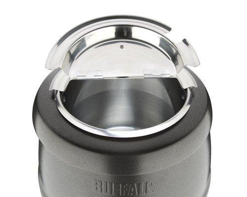 BUFFALO Soup Kettle grey 10 liters