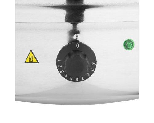 BUFFALO Soepketel roestvrijstaal  10 liter