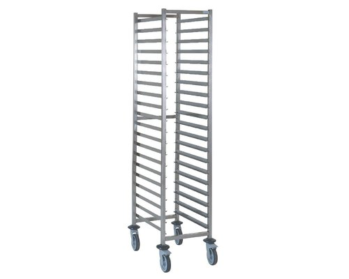 TOURNUS  Racking trolley holds 20 GN 1/1