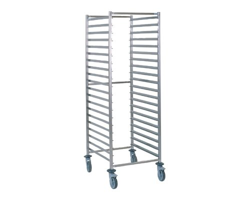 TOURNUS  Racking trolley holds 20 GN 2/1