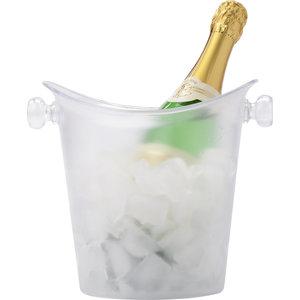 M&T Wijn- en champagne koeler frosted