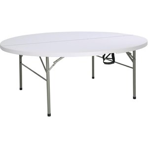 M&T Banket tafel rond 1,83 m diameter