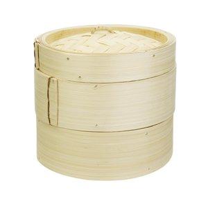 M & T  Bamboo steamer 20cm