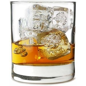 ARCOROC  Old fashionned whisky  glass fwith heavy bottom  30 cl  Islande
