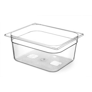 M & T  Gastronorm insert  GN 1/2  65 mm deep
