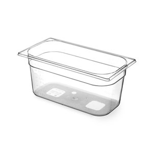 M & T  Gastronorm insert  GN 1/3  100 mm deep