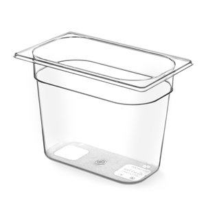 M & T  Gastronorm insert  GN 1/4 65 mm deep       -