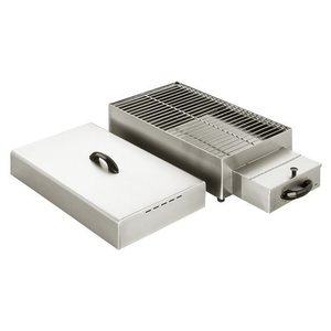 ROLLER GRILL  Stovetop smoker