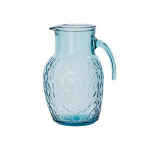BORMIOLI ROCCO  Karaf Oriente 2,5 liter blauw
