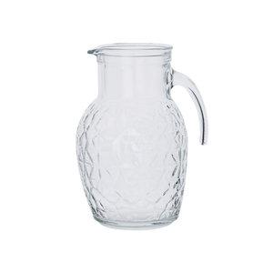 BORMIOLI ROCCO  Jug Oriente 2,50 liter transparent glass