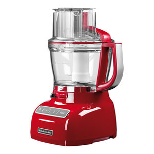 KITCHENAID  Cutter & vegetable slicer red