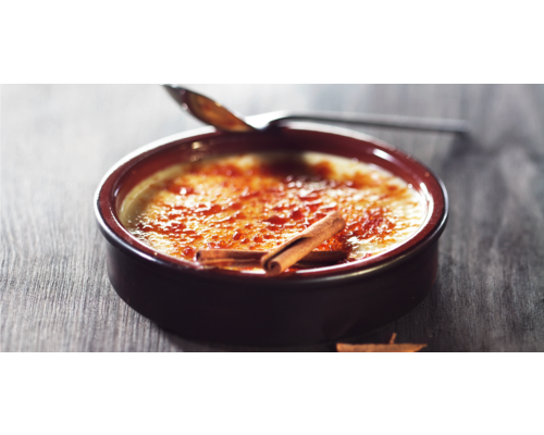 REGAS  Crème brulée black
