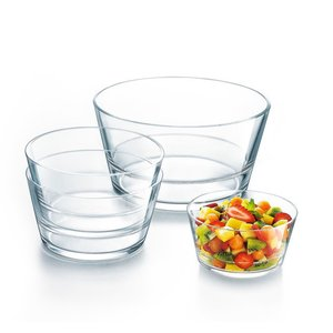 LUMINARC  Salad bowl small stackable 14 cm Unisson