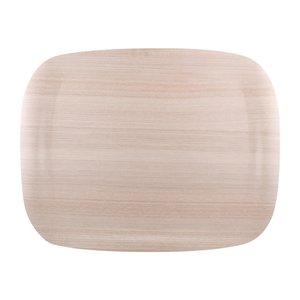 ROLTEX  Dienblad 46 x 36 cm licht hout