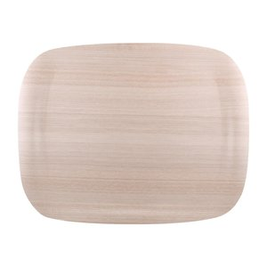 ROLTEX  Tray 46 x 36 cm light wood