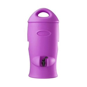 SAINT ROMAIN  Insulated box pitchers 5 liters Cassis color