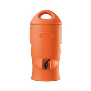 SAINT ROMAIN  Insulated box pitchers 5 liters Orange color