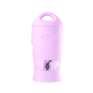 SAINT ROMAIN  Insulated box pitchers 5 liters Pink color