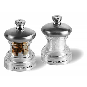 COLE & MASON  Pepper- and salt mill