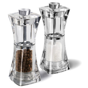 COLE & MASON  Ensemble moulin à poivre et sel