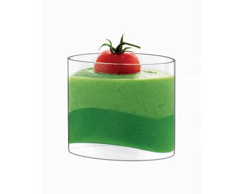 LUIGI BORMIOLI  Appetizer glass oval 13 cl