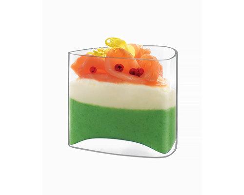 LUIGI BORMIOLI  Appetizer glass triangle 13 cl